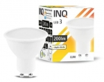 Żarówka LED GU10 3W MR16 3000K INQ Lighting LR012WW