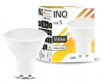 Żarówka LED GU10 5W MR16 6000K INQ Lighting LR022CW