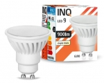 Żarówka LED GU10 9W MR16 3000K INQ Lighting LR040WW