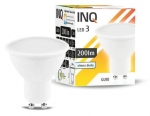 Żarówka LED GU10 3W MR16 6000K INQ Lighting LR012CW