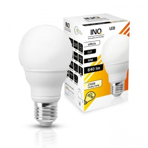 Żarówka LED E27 10W A60 2700K INQ Lighting LA42WW