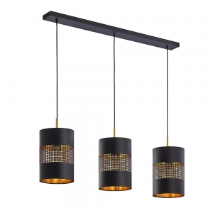 Bogart Black Wisząca TK Lighting 3215