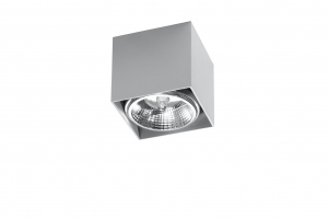 Blake Szary Plafon Sollux Lighting SL.0699