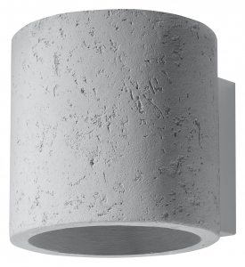 Orbis Beton Kinkiet Sollux Lighting SL.0486