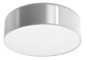 Arena 35 Szara Plafon Sollux Lighting SL.0122