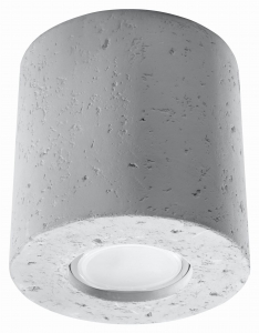 Orbis Beton Plafon Sollux Lighting SL.0488