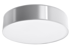 Arena 45 Szara Plafon Sollux Lighting SL.0125